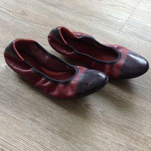 EUC Puma Ballet Flats